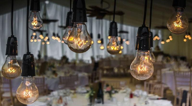 Por qué es tan importante la iluminación en una boda