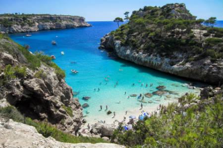 Mallorca contrastes mediterráneos