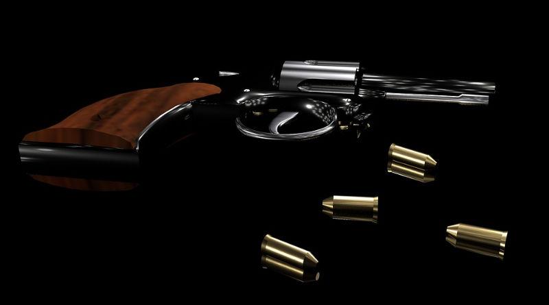 Armas en una vivienda