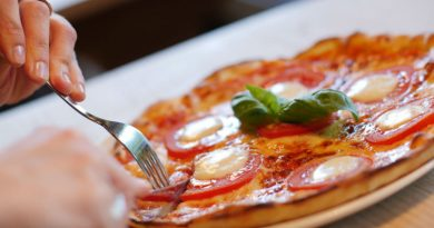 Pizza en Zaragoza