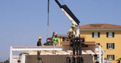 Construcción y sus respectivos materiales
