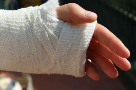 Vendaje ortopedia