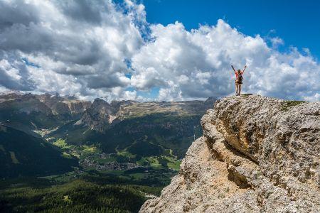 Visitar la montaña