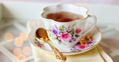 Té está de moda