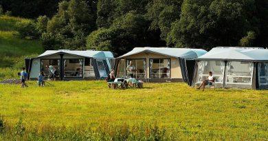 Aumentan las ventas de generadores eléctricos para campings