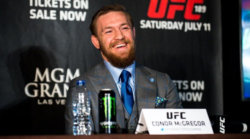 Conor McGregor cuelga guantes MMA