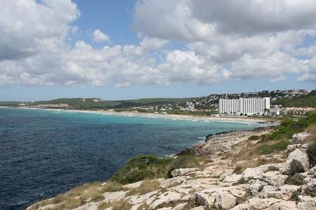 Playa Son Bou Menorca