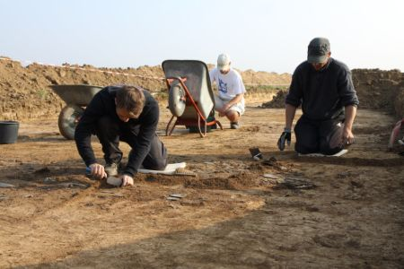 Arqueólogo