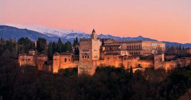 Ruta y paseos por Granada